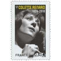 2011 COLETTE RENARD 1924 - 2010