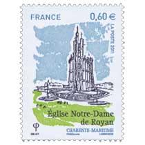 2011 Église Notre-Dame de Royan Charente-Maritime
