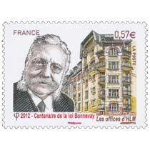 2012 Centenaire de la loi Bonnevay