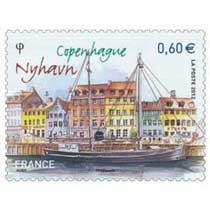 2012 Copenhague Nyhavn