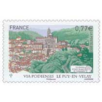 2012 Via Podiensis Le Puy-en-Velay Les chemins de Saint-Jacques-de-Compostelle