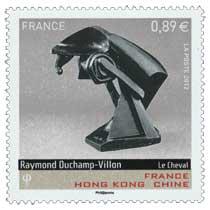 2012 Raymond Duchamp-Villon le cheval France Hong Kong Chine