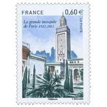 La grande mosquée de Paris 1922-2012