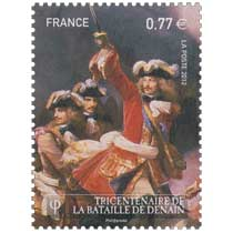 2012 Tricentenaire de la bataille de Denain