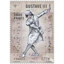 2012 Émission commune Suède-France GUSTAVE III