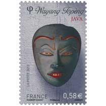 2013 Wayang Topèng Java