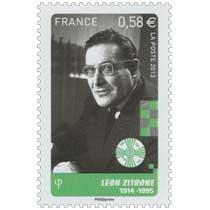 2013 Léon Zitrone (1914-1995)