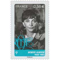 2013 Denise Glaser (1920-1983)