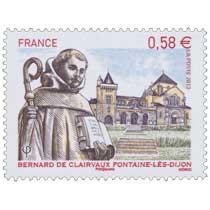 2013 Bernard de Clairvaux Fontaine-lès-Dijon