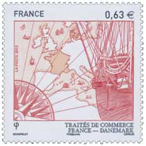 Traité de commerce France - Danemark