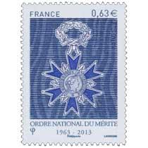 2013 Ordre du Mérite (1963-2013)