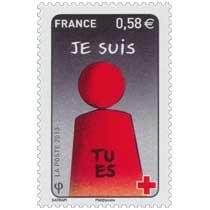 2013 Croix rouge je suis tu es