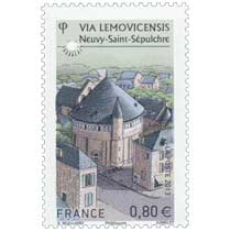 Via Lemovicensis Neuvy-Saint-Sépulchre