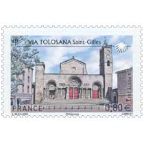 2013 Via Tolosana Saint Gilles