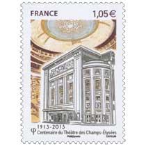 Centenaire du théâtre des Champs-Elysées 1913-2013