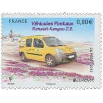 2013 Europa Véhicules Postaux  Renault Kangoo ZE