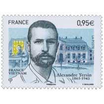 2013 France-Vietnam Alexandre Yersin 1863-1943