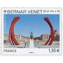 2013 Bernar Venet 85,8° Arc x 16
