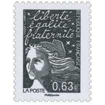 Sans légende particulière - type Marianne de Luquet