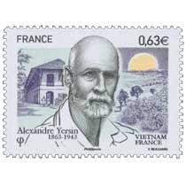 2013 Vietnam-France Alexandre Yersin 1863-1943
