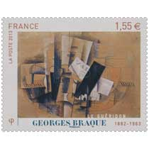 Georges Braque 1882 - 1963