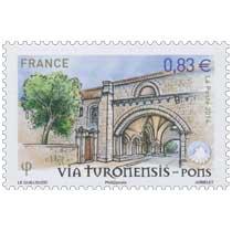 2014 Via Turonensis - PONS