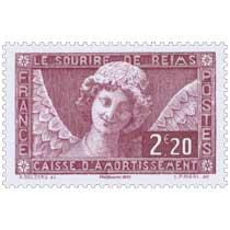 2014 Trésors de la Philatélie LE SOURIRE DE REIMS CAISSE D'AMORTISSEMENT