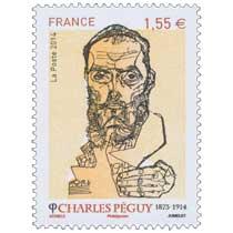 2014 CHARLES PÉGUY 1873-1914