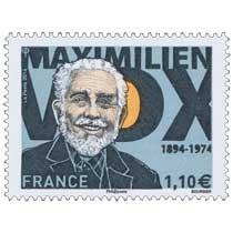 2014 MAXIMILIEN VOX 1894-1974