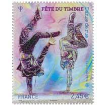 2014 fête du timbre dance de rue