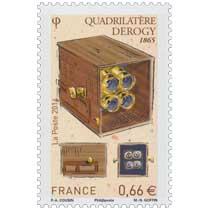 2014 Quadrilatère Derogy 1865