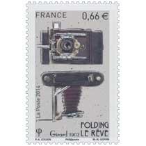 2014 FOLDING LE RÊVE Girard 1902