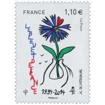 2014 Bleuet de France