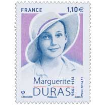 2014 Marguerite Duras (1914-1996)