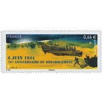 2014 70e anniversaire du débarquement - 6 Juin 1944