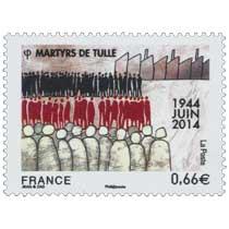 2014 Les martyrs de Tulle 1944 juin 2014