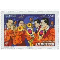 2014 les années 50 - La musique