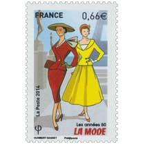 2014 les années 50 - la mode
