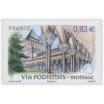 2014 Via Podiensis - Moissac