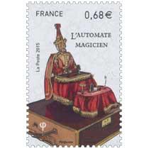 2015 L'automate magicien