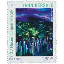 2015 Yann Kersale L'Ô / Musée du quai Branly
