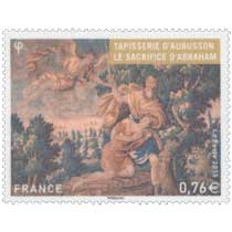 2015 Tapisserie d'Aubusson - Le sacrifice d'Abraham