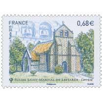 2015 Eglise Saint-Martial de Lestards - Corrèze