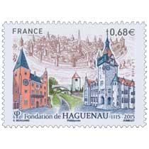 2015 FONDATION DE HAGUENAU 1115 - 2015