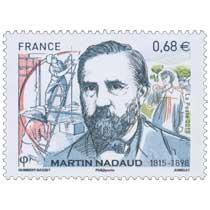 2015 MARTIN NADAUD 1815 – 1898