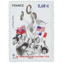 2015 70e anniversaire du 8 mai 1945