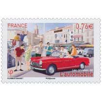 2015 Les années 60 L'automobile