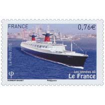 2015 Les années 60 Le France