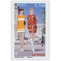 2015 Les années 60 La mode