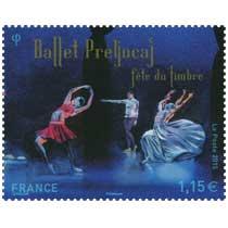 2015 Fête du timbre - Les nuits - Ballet Preljocaj